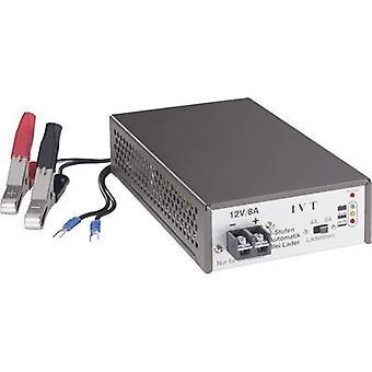 IVT VRLA 3paso cargador 12V/4A/8A 12 V de plomo, SLA, plomo