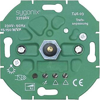 Sygonix Insert Dimmer SX.11 33596V