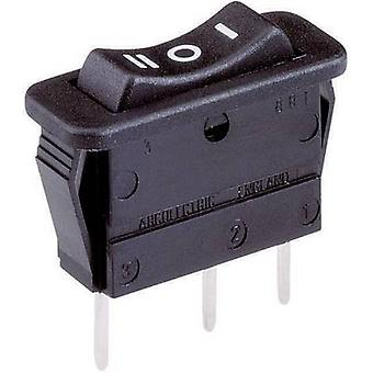 Arcolectric Toggle switch C 1522 VB AAB 250 V AC 16 A 1 x (On)/Off/(On) momentary/0/momentary 1 pc(s)