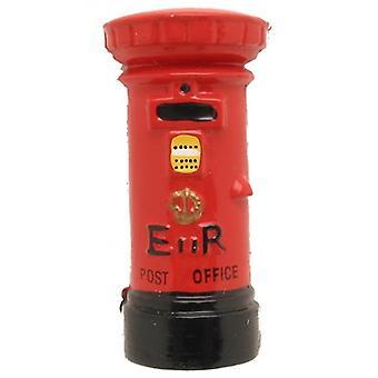 Union Jack Wear Great British Post Box Keyring