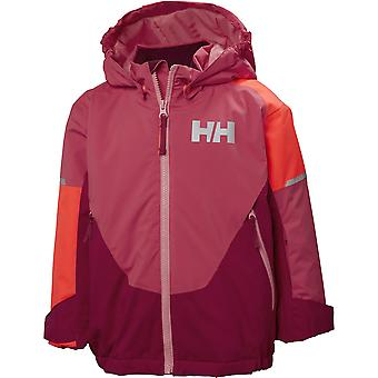 Helly Hansen Boys & Girls Rider Reflect Insulated Ski Jacket