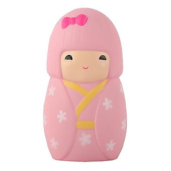 Cute Japanese Squishy Doll Slow Rising Antistress Play Relax PINK