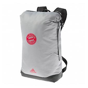 2018-2019 Bayern Munich Adidas ID Backpack (Solid Grey)