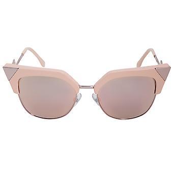 Fendi Iridia Cat Eye Sunglasses FF0149S Z8C 0J 54