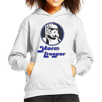 Originele Stormtrooper 70s Retro Kid de Hooded Sweatshirt