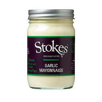 Stokes-Knoblauch-Mayonnaise