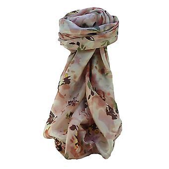Тутовых шелка современной площади шарф цветочные F217, пашмины & шелка