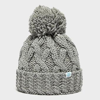 Alpine Women's Chunky Bobble Hat