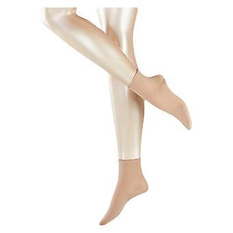 Falke Cotton Touch Short Socks - Ginger Beige