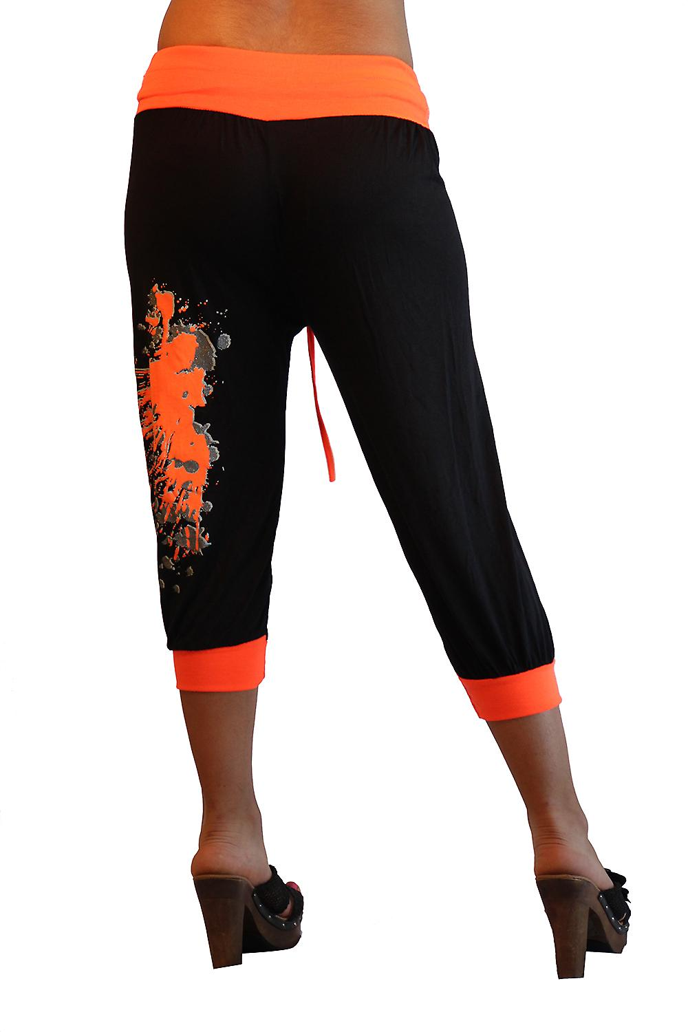 Waooh - Mode - Pantalon jogging fluo