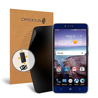 Celicious Privacy Plus 4-Way Anti-Spy Filter Screen Protector Film Compatible with ZTE Grand X Max+