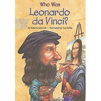 Vem var Leonardo Da Vinci? av Roberta Edwards - 9780448443010 bok