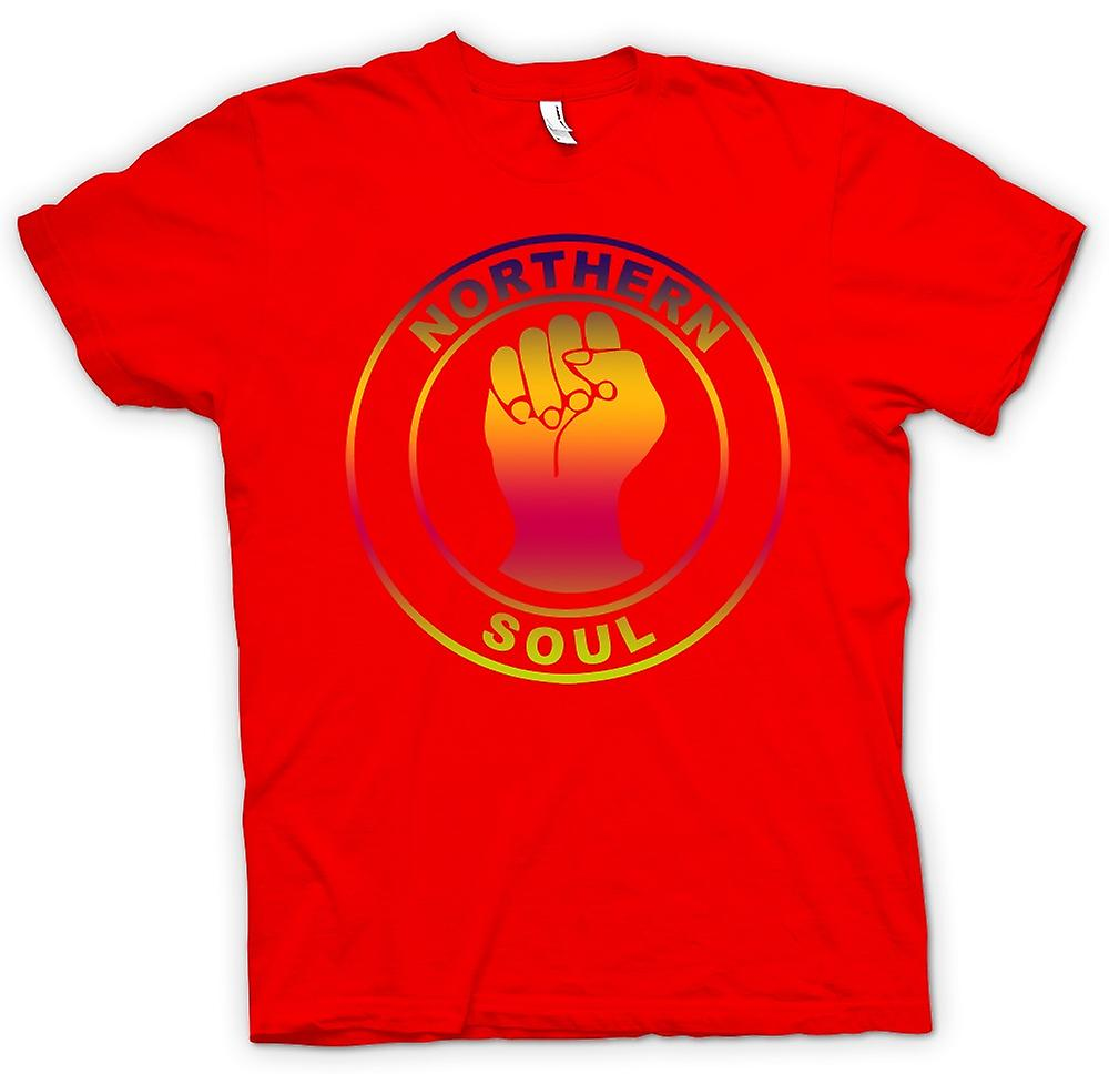 Mens T-shirt - Northern Soul - Faust-