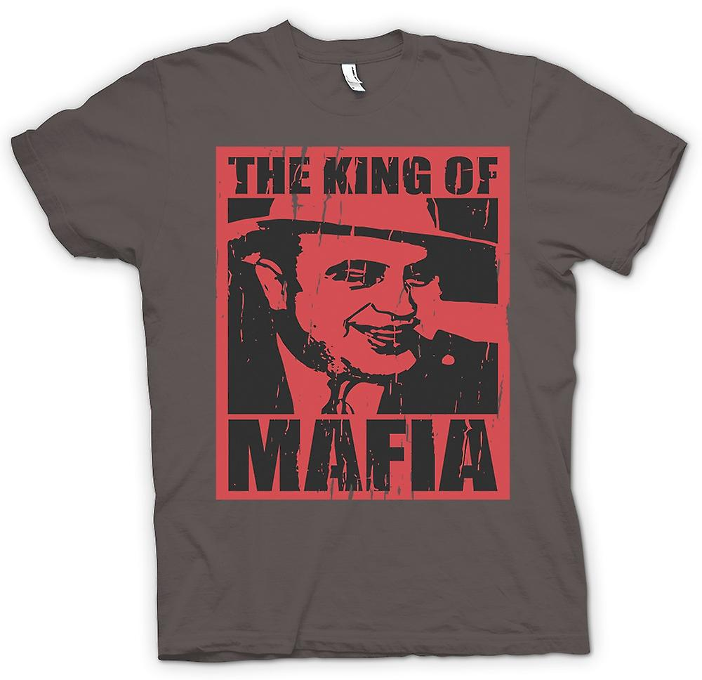 Womens T-shirt - The King Of Mafia - Al Capone