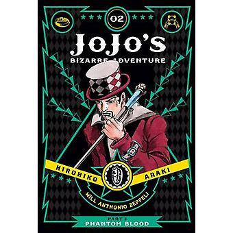 Jojo es Bizarre Abenteuer - Teil 1 - Phantom Blut durch Horihiko Araki - 9