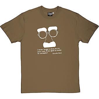 Groucho Marx Men's T-Shirt