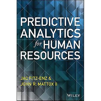 Förutsägelseanalys för mänskliga resurser av Jac Fitz-enz - John Matto