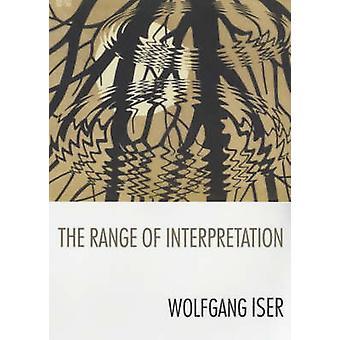 Bereich der Interpretation von Wolfgang Iser - 9780231119030 Buch