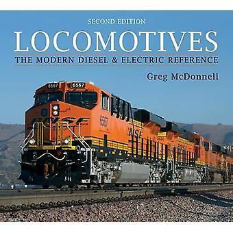 Locomotives - le moderne Diesel et électrique de référence (2e édition) b