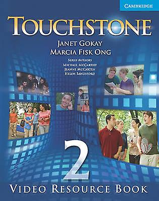 Touchstone Level 2 Video Resource Book - Level 2 by Angela noirwell -