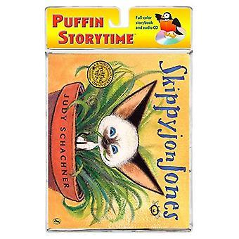 Skippyjon Jones [With CD] (Puffin Storytime)