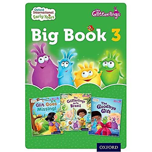 Oxford International Early Years  The Glitterlings  Big Book 3