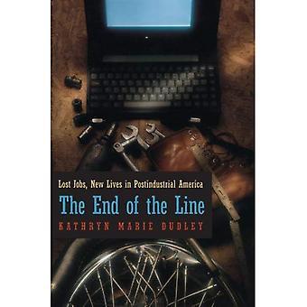 Das Ende der Linie: Arbeitsplätze, neues Leben in postindustriellen Amerika verloren