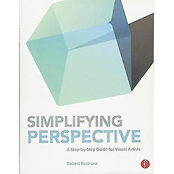 Perspective de simplification: Un Guide étape par étape pour les artistes en arts visuels