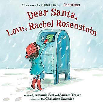 Kära tomte, kärlek, Rachel Rosenstein