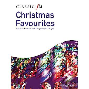 Classic FM: Christmas Favourites: Piano Solo (Faber Edition)