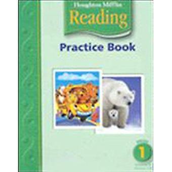 Houghton Mifflin læsning: Praksis bog LV 1 bind 1