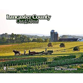 Contea di Lancaster fuori & circa