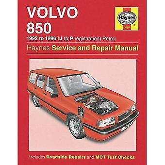Volvo 850 Service and Repair Manual (Haynes Service and Repair Manuals)