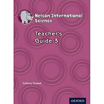 Nelson internationella Science Teacher's Guide 3