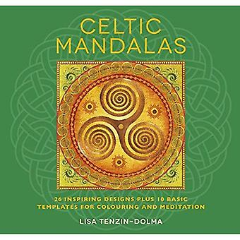 Celtic Mandalas Colouring Book