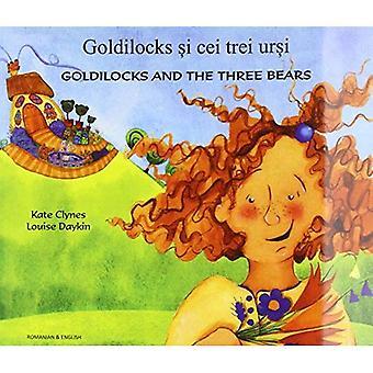 Goldilocks & the Three Bears in Romanian & English