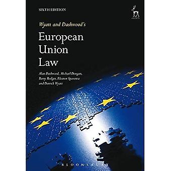 Wyatt en Dashwood van recht van de Europese Unie