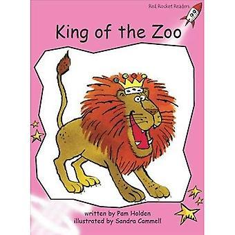 Kung av Zoo: före reading (röd raket läsare: Fiction uppsättning B)