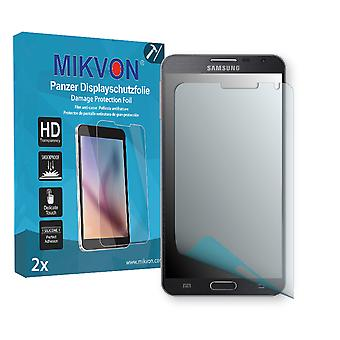 Samsung N9005 Galaxy Note 3 LTE Screen Protector - Mikvon Armor Screen Protector (Retail Package with accessories)