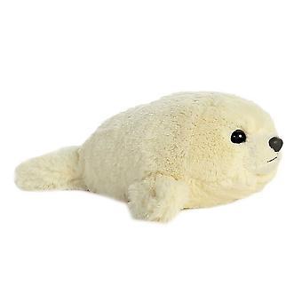 Aurora-Mini Flopsies - Baby Harp Seal Plüschtier 20cm