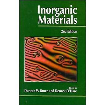 Materiales inorgánicos 2e por Bruce