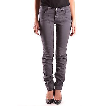 Jeckerson grijs katoen Jeans