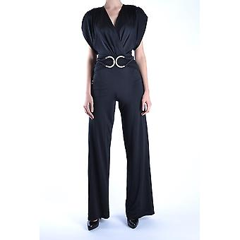 Balizza Black Polyester Jumpsuit