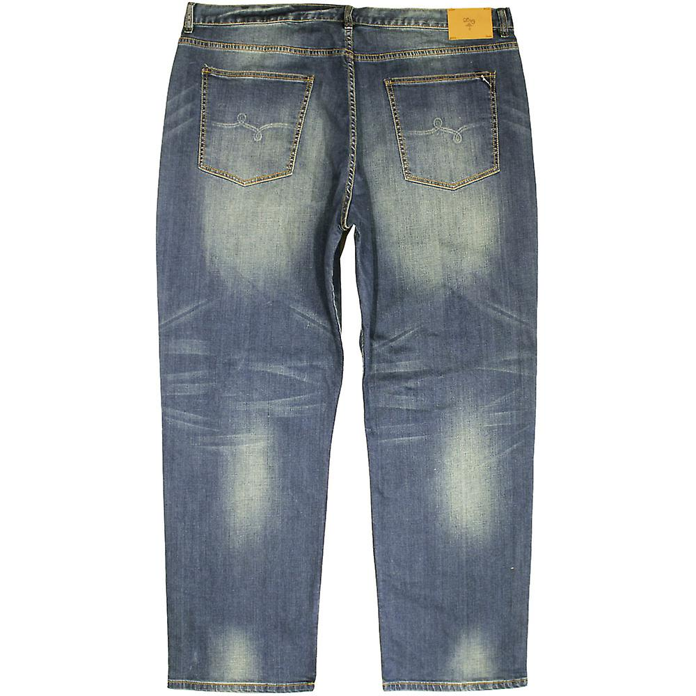 LRG Core Collection C47 Denim Jeans Vintage Wash