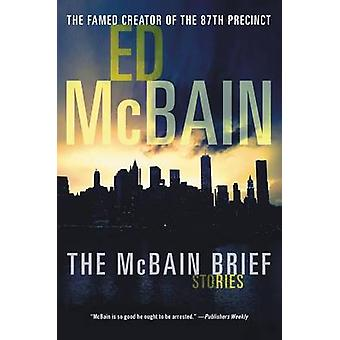 The McBain Brief - Stories by Ed McBain - 9780062644015 Book