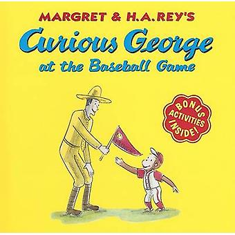 Curious George at the Baseball Game by Laura Driscoll - Anna Grossnic