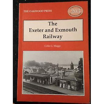 The Exeter and Exmouth Railway by Colin G. Maggs - 9780853614302 Book