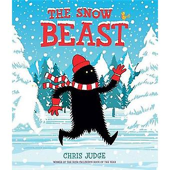 The Snow Beast by Chris Judge - Chris Judge - 9781467793131 Book