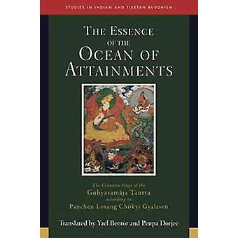 The Essence of the Ocean of Attainments - The Creation Stage of the Gu