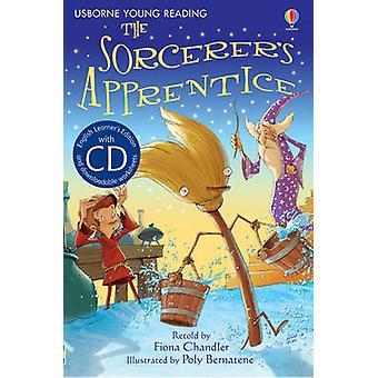 Zauberlehrlingsbuch mit CD